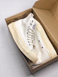 图1_Excelsior 饼干多色陆续出货 法国一路火到韩国的品牌 Excelsior 低帮复古生胶饼干帆布鞋 火遍ins款 这个夏季必须来一双 原工艺 与代购500 品质绝对相同 SIZE 35 44