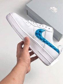 图3_Nike Air Force 1 07 SE LX 空军一号鸳鸯勾休闲板鞋 AJ0867 146 Size 40 45