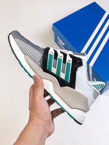 图3_adidas Originals 全新鞋款 EQT Support 91 18 ture boost复古Original搭配boost技术复古潮流与前沿时尚完美对接size 36 45