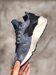 图3_原标原盒 天猫品质 Nike Air Huarache Run华莱士一代 时尚灰原鞋开模 完美鞋型 极致脚感 采用台湾进口小猪皮 货号 704830 016 size 36 36 5 37 5 38 38 5 39 40 40 5 41 42 42 5 43 44 44 5 45