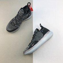 图2_公司级 NIKE ZOOM KD11 杜兰特11代 实战战靴 篮球鞋 而在科技方面 除了鞋面依旧以 Flyknit 编织鞋面打造外 缓震科技创新性的使用全掌 Zoom 搭配 React 的混合缓震科技 这样的应用前所未有 实战表现绝对值得期待 型号 AO2605 004 尺码 40 40 5 41 42 42 5 43 44 45 46