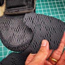 图2_OG纯原 VS 发售原鞋采购原厂网纱 原厂水洗工艺 完美比对原版正确色调原材采购筹备 整鞋覆盖率达到