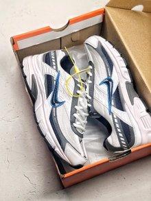 图1_NIKE INITIATOR 迷人复古风格代购版本耐克男鞋女鞋 Nike Initiator 复古蓝白色休闲减震跑步鞋 现代科技感与复古风格的碰撞 36 45