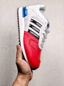 图3_adidas Originals ZX 700 复古主义作为经典的跑鞋鞋款 如今赋予了更多潮流的意义 说他是一双潮鞋也不为过 而adidas Originals ZX 700在其品牌历史中和Nike cortez应该可以说是旗鼓相当 无论是跑步还是压马路都有他的优势所在 36 45