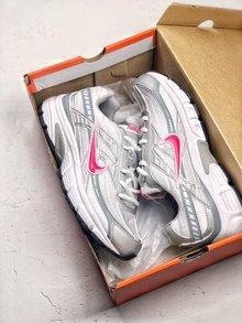 图1_NIKE INITIATOR 迷人复古风格代购版本耐克男鞋女鞋 Nike Initiator 复古蓝白色休闲减震跑步鞋 现代科技感与复古风格的碰撞 36 40