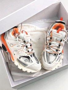 图1_巴黎世家3 0 三代户外概念鞋 Balenciaga Sneaker Tess s Gomma MAILLE纯原版本 原装大盒 从里到外 一切百分百还原官方配置 顶级专供碾压市面一切真标版本size 36 37 38 39 40 41 42 43 44 45