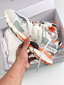 图3_巴黎世家3 0 三代户外概念鞋 Balenciaga Sneaker Tess s Gomma MAILLE纯原版本 原装大盒 从里到外 一切百分百还原官方配置 顶级专供碾压市面一切真标版本size 36 37 38 39 40 41 42 43 44 45