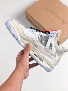 图3_Air Jordan 4 Retro Encore 限量版 AJ4 乔4 头层皮面篮球鞋 930115 001 size 40 5 41 42 42 5 43 44 44 5 45 46 47