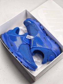 图1_Nike Sock Dart 独立日系列以纯红纯白和纯蓝打造的3 款全新配色 结合颇具现代感的鞋型设计 三款配带来十足的视觉冲击力 为你的夏季出街再添全新缤纷选择 36 45