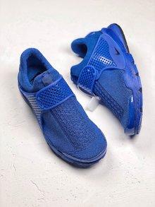 图2_Nike Sock Dart 独立日系列以纯红纯白和纯蓝打造的3 款全新配色 结合颇具现代感的鞋型设计 三款配带来十足的视觉冲击力 为你的夏季出街再添全新缤纷选择 36 45