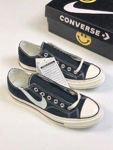 图2_Chinatown Marke x Nike x ConverseChuck Taylor All Star 1970s 重磅联名 低帮硫化帆布板鞋