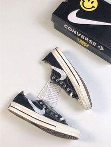 图3_Chinatown Marke x Nike x ConverseChuck Taylor All Star 1970s 重磅联名 低帮硫化帆布板鞋