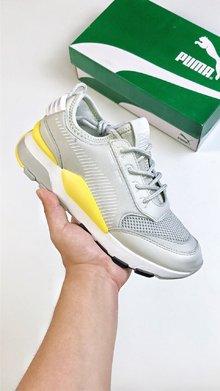 图2_纯原版本 头层皮打造 区别市面其他版本彪马 Puma Rs 0 Re Invention Pack 彪马电玩音速街机跑步鞋 PUMA RS 0作为今年刚刚与我们见面的全新鞋款着实让人眼前一亮 该系列鞋款以风靡一时的街机元素为灵感注意鞋垫区分高低版本SIZE 36 44