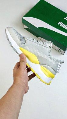 图3_纯原版本 头层皮打造 区别市面其他版本彪马 Puma Rs 0 Re Invention Pack 彪马电玩音速街机跑步鞋 PUMA RS 0作为今年刚刚与我们见面的全新鞋款着实让人眼前一亮 该系列鞋款以风靡一时的街机元素为灵感注意鞋垫区分高低版本SIZE 36 44