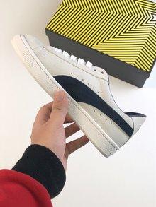 图3_广东高版 PUMA彪马 成立50周年纪念款 x QQ空间 联名款限量1948年以来 PUMA彪马 追逐复古与潮流 PUMA 彪马 专柜最新款 头层牛反绒面料 羊皮内里 环保乳胶羊皮鞋垫 size 35 39