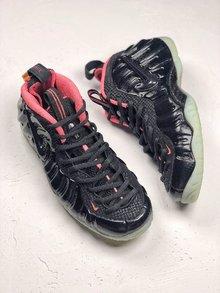 图2_Nike Air Foamposite Pro 喷泡东莞原厂品质 真标真碳板 作为喷泡系列发泡鞋面是标志性的特点 加入脚底部分的碳板脚感爆棚 SIZE 38 5 39 41 42 42 5 43 44 44 5 45 46 偏小一码