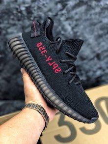 图1_长线主打性价比之王 Adidas yeezy 350v2 套用g5模具鞋楦 莞产大颗粒爆米花 鞋型材料秒杀同价位版本码数 36 46半码齐