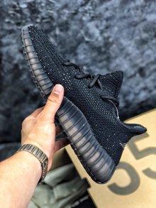 图2_长线主打性价比之王 Adidas yeezy 350v2 套用g5模具鞋楦 莞产大颗粒爆米花 鞋型材料秒杀同价位版本码数 36 46半码齐