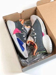 图1_首发纯原实拍公司级 Adidas AlphaBounce Instinct CC M 阿尔法百搭超跑鞋5代本能系列 DB2733size 39 44 5
