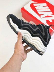图3_Nike Air Pippen 皮蓬1代 黑白 复古全掌气垫男子高帮篮球鞋 325001 004 Size 40 40 5 41 42 42 5 43 44 44 5 45