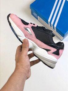 图3_阿迪达斯ADIDAS CONTINETAL 80 三叶草 FALCON W复古撞色老爹鞋 性价比版本出货size 36 39