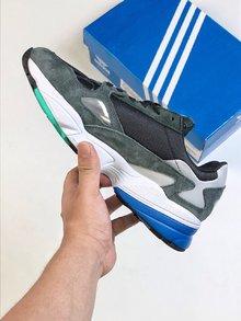 图3_阿迪达斯ADIDAS CONTINETAL 80 三叶草 FALCON W复古撞色老爹鞋 性价比版本出货size 36 44