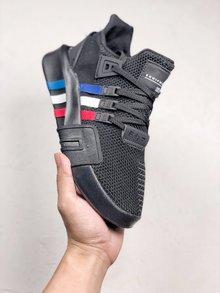 图3_EQT BASK ADV 复古与机能设计师从经典篮球鞋的内靴设计中撷取灵感 打造了结合复古与机能完美结合的鞋履 网眼与氯丁橡胶及绒面革结合 大幅提升了鞋款质感 而品牌旗舰的 TPU 支架与全新设计的白色 EQT 大底也出现其中 SIZE 36 45