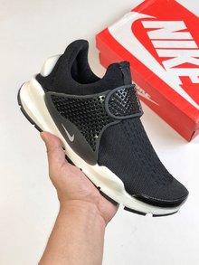 图2_原装级 强势回归 Nike Sock Dark SP 藤原袜子 原装版本 市场绝迹已久 此次清洁度提升 高弹针织鞋面 原标半码 正确中底缝线 夏季佳选 Size 36 36 5 37 5 38 38 5 39 40 40 5 41 42 42 5 43 44 45