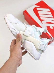 图3_原装版本华莱士小麦出货耐克Nike Air Huarache City Low 18版华莱士城市机能补货Nike全新可更换后跟logo设计Size 36 40
