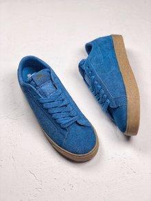 图2_Nike SB Zoom Blazer Low 必备单品鞋身采用的是麂皮材质很是耐看 鞋垫镶嵌Zoom气垫 让你的脚踩起来更舒服 SIZE 36 44