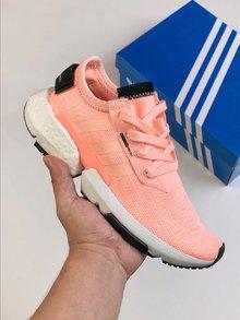 图2_Adidas 阿迪达斯 Pod S3 1 Boost 巴斯夫料米鱼鳞爆米花 B37366 休闲运动跑步鞋 size 36 39