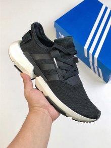 图2_Adidas 阿迪达斯 Pod S3 1 Boost 巴斯夫料米鱼鳞爆米花 B37366 休闲运动跑步鞋 size 40 40 5 41 42 42 5 43 44 44 5
