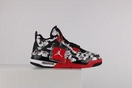 图1_终端放店Air Jordan 4 Rotro AJ4中国水墨装头层真标 原鞋开模 全鞋细节完美媲美正品Size 36 36 5 37 5 38 38 5 39 40 40 5 41 42 42 5 43 44 44 5 45 46 47 5