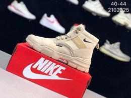 图2_Nike Rosherun 耐克高帮牛仔布机能运动板鞋 货号 2102325