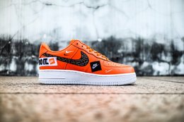 图2_鬼老订单 Nike Air Force 1 空军一号低帮运动休闲板鞋