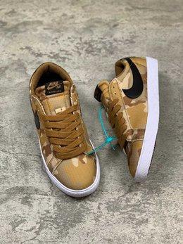 图2_核心主推公司级 毒版本Nike 耐克SB Blazer Zoom Low CNVS 男女低帮迷彩滑板鞋尺码 36 36 5 37 5 38 38 5 39 40 40 5 41 42 42 5 43 44 45