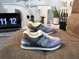 图1_New Balance 574 经典 配色 高品质 复古跑步鞋 36 44 IXAK17