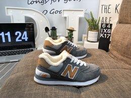 图2_New Balance 574 经典 配色 高品质 复古跑步鞋 36 44 IXAK17
