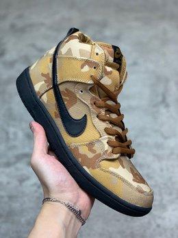 图3_公司级 耐克 Nike SB Dunk High Pro