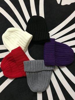 图2_斯图西stussy嘻哈帽男女情侣针织帽欧美保暖冷帽新款毛线帽 颜色 黑色 紫色 白色 红色 灰色