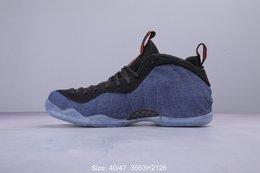图2_Nike Air Foamposite Pro 通灵喷 耐克哈达威喷泡系列高帮实战篮球鞋40 41 42 42 5 43 44 45 46 47公司级真标 3563H2126
