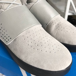 图3_阿迪达斯 Adidas750板鞋Adidas Tubular小椰子750简版板鞋高帮运动鞋 BY3633 BY3632Tubular Invader Strap 简版750椰子鞋颜色 黑色 猪八革 白色 猪八革 灰色 PU材质 尺码 40 44 40 41 42 43 44