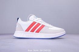 图2_阿迪达斯 Adidas男女鞋情侣鞋 NEO易烊千玺 迪丽热巴 明星 同款运动休闲板鞋 5917H0122