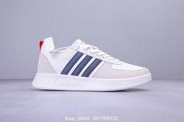 图3_阿迪达斯 Adidas男女鞋情侣鞋 NEO易烊千玺 迪丽热巴 明星 同款运动休闲板鞋 5917H0122