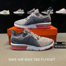 图2_真标 带半码 耐克 Nike Air Max Sequent 3 网面针织飞线 后置气垫减震休闲运动鞋 公司级真标 货号 0232222