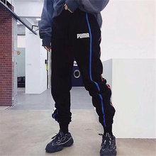 图3_冬季 彪马新款加绒长裤 M 3XL 情侣款通码 爆款 面料 奥戴尔复合水貂绒 400克
