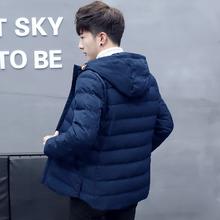 图3_NIKE耐克秋冬基础款棉服B款 跑量款 经典简洁的设计 胸前进口印花 简单大气 做工完美 非常适合秋冬穿着 颜色 黑色 蓝色 灰色