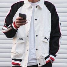 图1_puma串标防风工装夹克刺绣和印花结合超帅的一款单色发尺码 m l xl 胸围 108 112 116衣长 69 70 71袖长 73 74 75