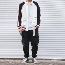 图3_puma串标防风工装夹克刺绣和印花结合超帅的一款单色发尺码 m l xl 胸围 108 112 116衣长 69 70 71袖长 73 74 75