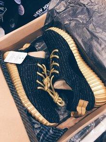 图1_跑量货 高品质尾货 只有400多双了 adidas 阿迪达斯 经典长青款 金色椰子鞋 超级耐磨底 鞋面质感十足 入脚倍儿爽 尺码40 41 42 43 44
